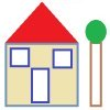 Build a House Math Activity