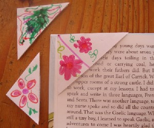 bookmark craft