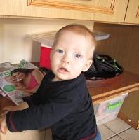 Homeschooling baby