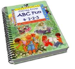 ABC Fun & 1-2-3 preschool homeschool curriculum