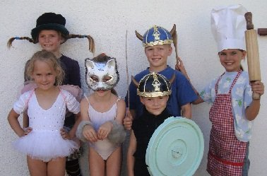 Purim Fancy Dress