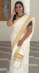 Indian sari